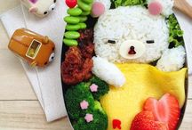 Funny foods ☆