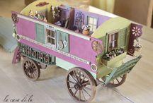 mini caravan/camper