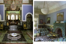 moroccan & moorish / by Marks & Frantz Interior Design