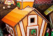GingerbreadHAUZ / by Natasha Natalia