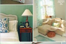 Bedroom / by Amy Nielsen Marcotte