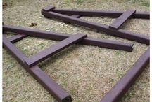 Proyectos fáciles en carpintería / Easy carpentry projects