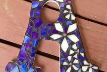 Tiffany, mozaik