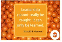 MotivatION / Inspiring quotes from leaders to leaders