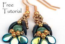 Earrings/pendientes