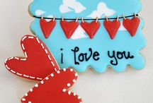 Decorated Sugar Cookies........ / by Denyse Lusk