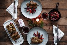 Festive Foods & Vegan Roasts / Recipes and inspiration for vegan festive foods like roasts