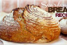Kovászos kenyerek - Sourdough Bread