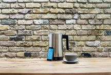 iKettle 2.0 / Hanging around the kitchen waiting for the kettle to boil is a thing of the past. Whether you're super efficient or ultra lazy the iKettle will save you over two days a year. It makes you wonder what you will do with all your spare time…