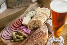 Beer's Best Friend- Food! / Beer and food pairing ideas- yum!!