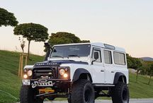 LR DEFENDER / Land rover defender (LRD) •REPINED•