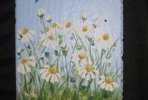 Slate paint / by Crystal Fultz