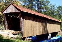 Covered bridges Georgia
