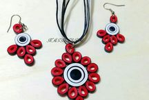 paper quilled