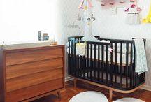 Quarto de bebê / Dicas de decoração para quarto de bebê tanto para meninos quanto para meninas. Ideias e inspirações lindas para gestantes e mães de bebê!