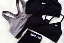 Workout clothes!