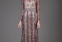 Evening Dresses from Annalise by AKT / A perfect dress for the mother of the birde, mother of the groom.