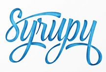 Typography/Logos