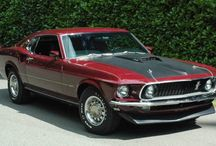 Ford Mustang 1969 Fastback Mach 1