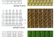 Crochet technique, patterns
