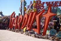 Las Vegas Signs / Enjoy these great Las Vegas Signs. Las Vegas is a mecca for neon lovers.