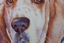 Pet Portrait Artists / I envy people who can draw or paint animal portraits. The pins on this board are some of my favorite ones. If you wish to join this board, please email me at jeanne@animalbliss.com Thanks!