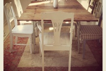 Dining Room Project / Summer house dining room