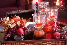 Fall Decor / by Claudette Arsenault Flanigan