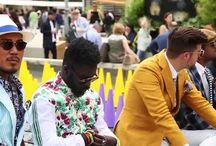 PITTI IMMAGINE UOMO / Image and video of Pitti Immagine the famous luxury fashion fair in Florence
