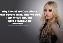 Avril Lavigne Quotes / Avril Lavigne Quotes