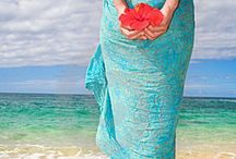 scarf, pareo, beach sarong, bali sarong, batik sarong / 100% Rayon minimum order 1000 pcs costume colors 2,8 $