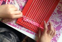 Kinder Handarbeit