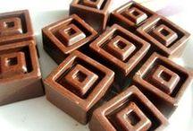 Low Carb Pralinen/ Brownies und Co