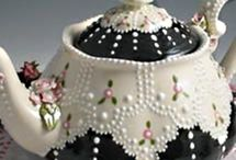 Beautiful crockery