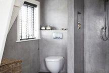 Ιδέες μπάνιο / Τουαλέτα ντουζιερα