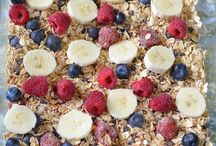 Breakfast / In the interest of taking meal planning seriously, a board for breakfast food ideas.