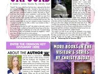 Christy Sloat: Read All About It!