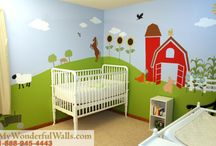Kids' Rooms / by Brandi Alexander Coghill