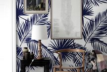 Wall Paper Trends / Wall paper is in! Be sure to check out the most trendiest wallpapers here.