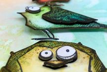 Those Crazy Birds! / by Charmaine Stack