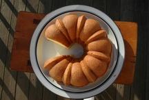 Recipes:  Pound Cake