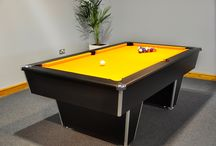 American Pool Tables / All of our American pool tables are bespoke and built to exact specifications, and are of the highest professional quality. We can provide you with a range of customisation options for all of your needs, whether you're looking for a traditional table or something with a more modern style.