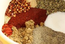 Homemade Seasonings and Pastes