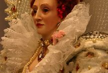 Elizabeth I Dolls