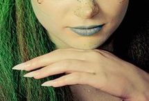 Maquillaje comparsa