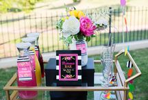 Mimosa Bar - Drink Station / by Lillian Hope Designs