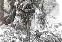 Histoire  celte/ moyen age