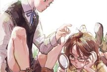 Hanji/Erwin