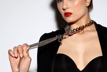 High Fashion Edgy Jewelry - FINERBLACK
