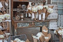 Wedding Stylized Session Ideas